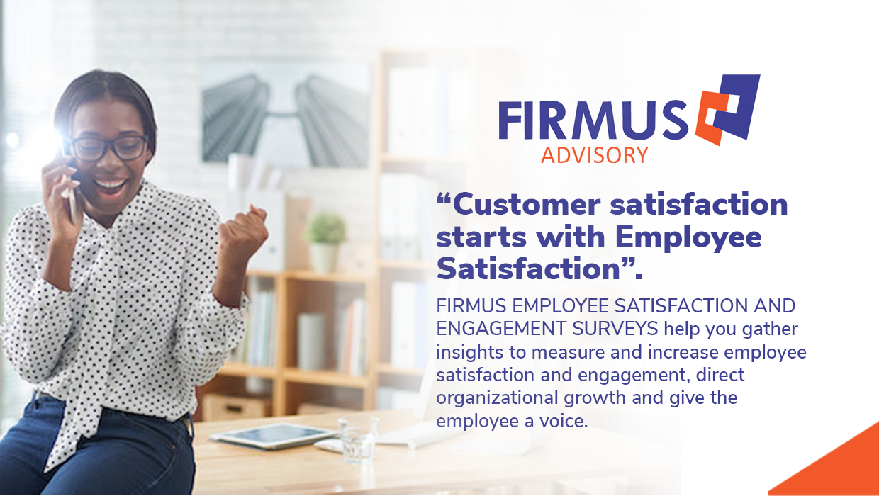 Firmus Advisory, Customer Surveys