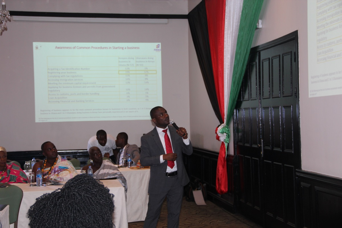Kenya Trade Expo Market Research - Firmus Advisory