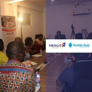 Customer satisfaction study Republic Bank Ghana_Firmus Advisory