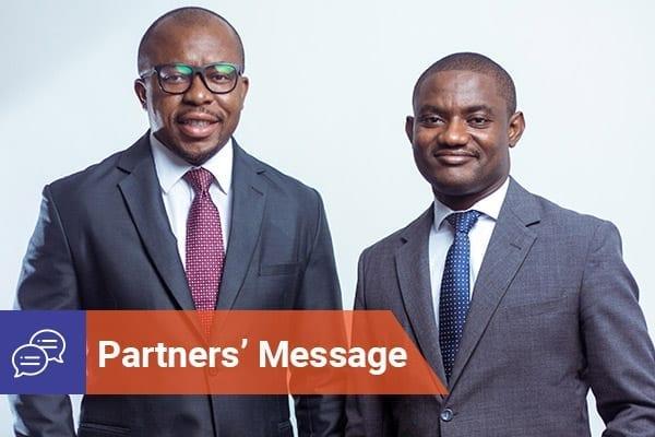 Partners' Message Firmus Advisory